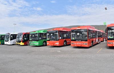 foto 2 Alistan 336 nuevas unidades para la renovación de transporte público en Jalisco