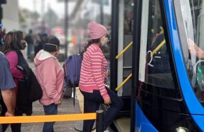 Buscan prevenir violencia a mujeres en transporte mexiquense