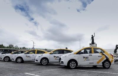 En Hidalgo se moderniza el servicio de taxis tradicionales