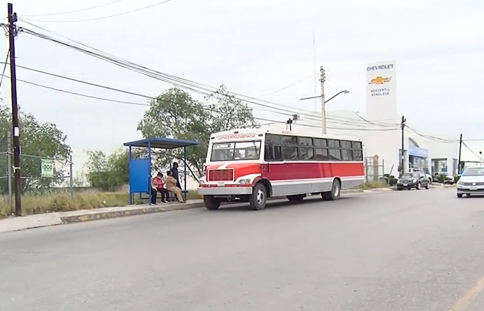 En Monclova ven lenta recuperación del transporte urbano