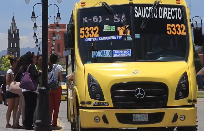 En San Luis Potosí habrá espacios exclusivos para mujeres en el transporte público