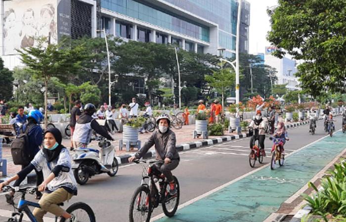 ITDP lanzó la campaña Cycling Cities