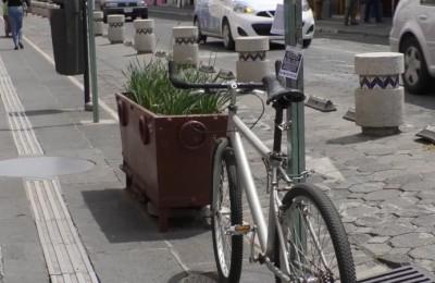 La ciudad de Puebla tendrá más de 100 biciestacionamientos