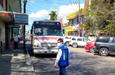 Pandemia desaparece por lo menos 5 rutas del transporte público en Tamaulipas