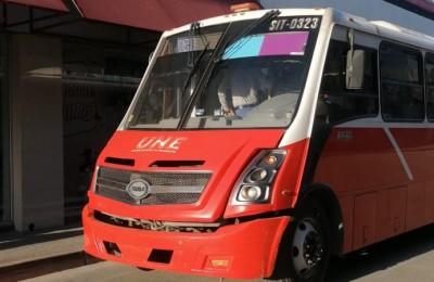 Pide Unión de Usuarios de Hermosillo reportar irregularidades en transporte público