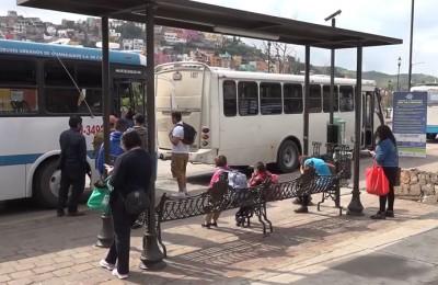 Retomarán operativos en transporte público por relajar medidas sanitarias en Guanajuato