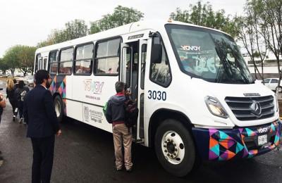 Señalan como asignaturas pendientes al transporte público y desarrollo de ciudad en Aguascalientes