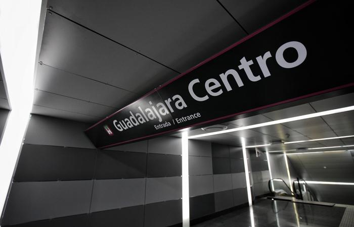 Cierran acceso a la Línea 3 en el centro de Guadalajara