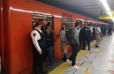 En mayo se incrementó demanda de transporte público en en CDMX, GDL, NL y Pachuca
