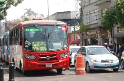 Lanzan prueba piloto de app para transporte público en Toluca