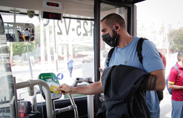 Sanciones económicas para conductores de transporte que no utilicen el sistema de prepago en Jalisco