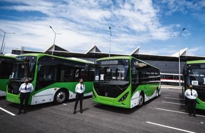 autobuses electricos