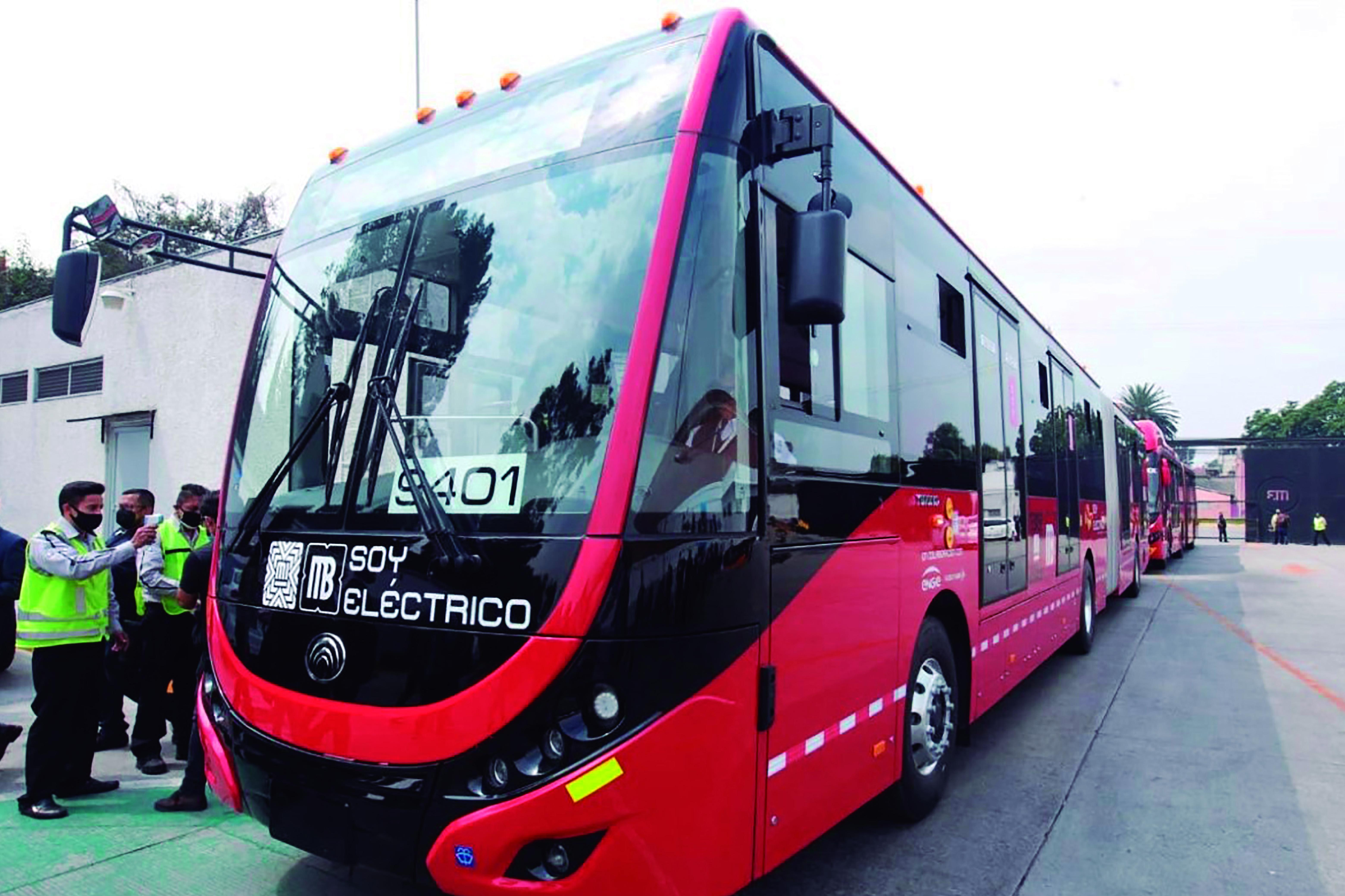 bus electrico