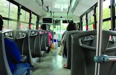 transporte publico en mexico