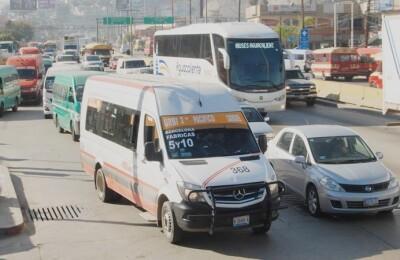 Transporte público en Tijuana