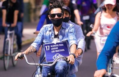 ciclistas aguascalientes