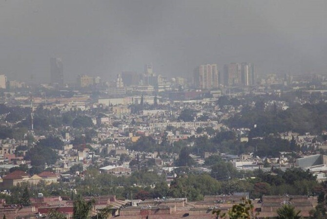Guadalajara contaminación