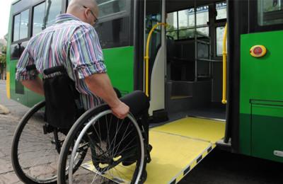 persna con discapacidad