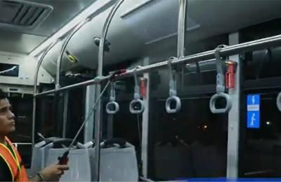 Solicitarán a Transporte público medidas preventivas contra el Coronavirus