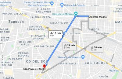Google Maps prepara nuevas funciones para viajar en transporte público