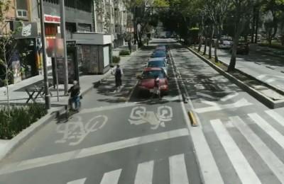 Mejoran infraestructura vial en la CDMX