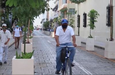 Defienden construcción de infraestructura ciclista en Mérida