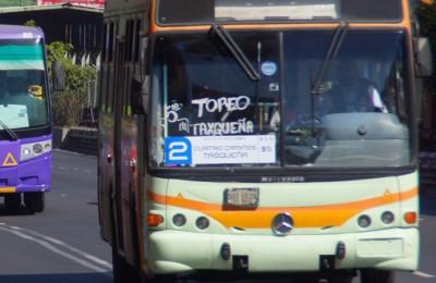Transportistas de CdMx piden aumento a tarifa de transporte público