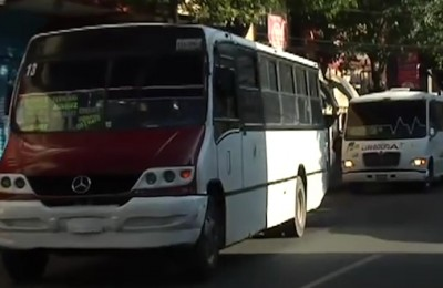 EdoMéx donde más asaltos al transporte público se registran