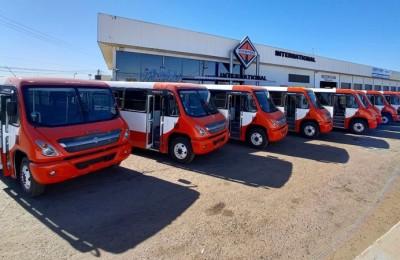 Navistar refuerza el transporte de personal en Baja California