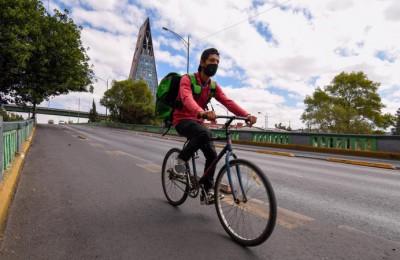 Construirán en CDMX ciclovía permanente sobre Insurgentes
