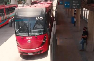 Por falta de combustible suspendió su servicio Acabús