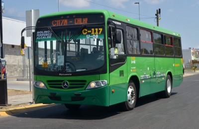 Por obras, nueve rutas del transporte modifican su derrotero en Periférico del AMG