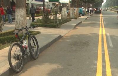 Avanzan estudios técnicos para ciclovía de Paseo Colón en EdoMéx