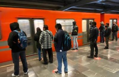 Coparmex CDMX pide transparentar los programas de revisión del Metro