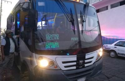 En Morelos transportistas espera mejoras tras el cambio de semáforo epidemiológico