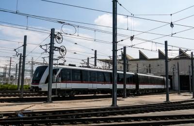 SITEUR realiza supervisión exhaustiva al sistema del tren eléctrico en Guadalajara