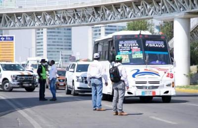 Senado analiza incrementar sanciones por robo a pasajeros de transporte público