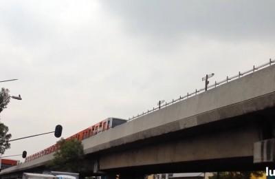 Concluye sobre revisión de 29.9 km de tramos elevados de líneas B, 4, 9, y 12 del Metro