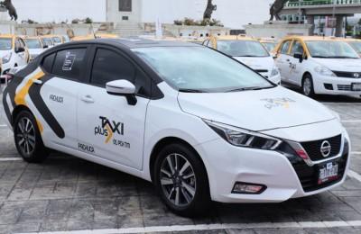 Hidalgo comienza transformación de su sistema de taxis tradicional