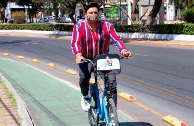 Necesario impulsar el uso de la bicicleta en Querétaro