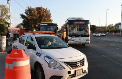 Diputado pide trabajar en calidad del servicio de transporte en Querétaro
