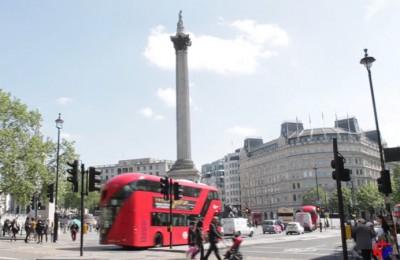 Para 2040 en Reino Unido estarán prohibidos los autobuses con motor de combustión