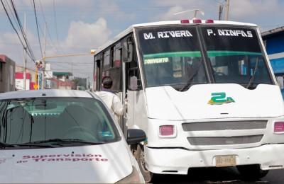 Para poblanos el transporte público es el lugar más inseguro