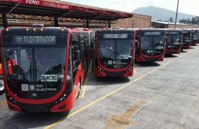 Electromovilidad-Metrobus