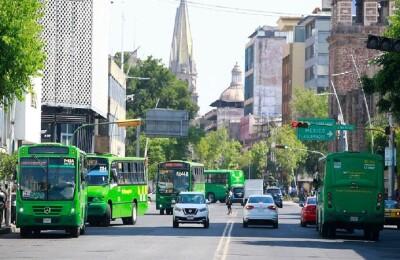 Transporte Jalisco